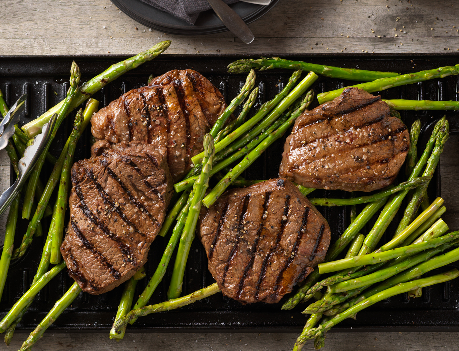 balsamic marinated top sirloin