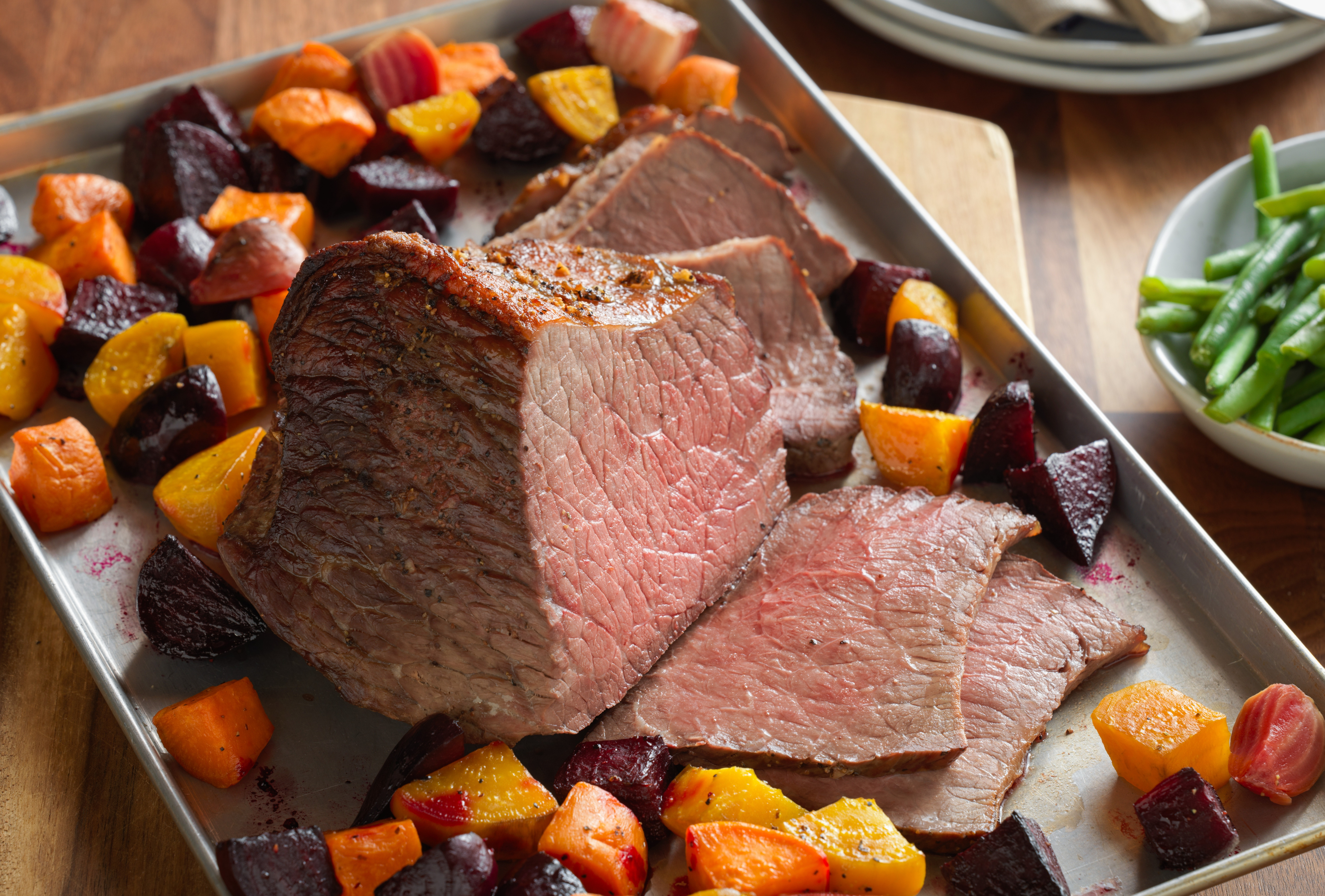 one pan beef roast